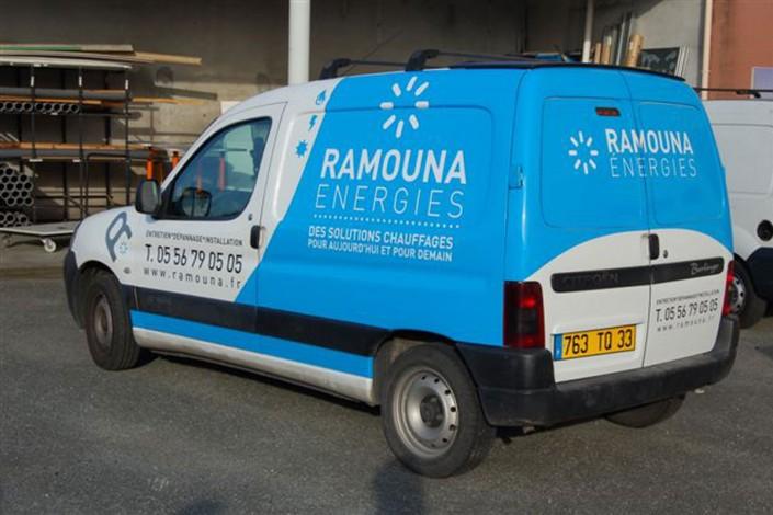 covering véhicule Ramouna