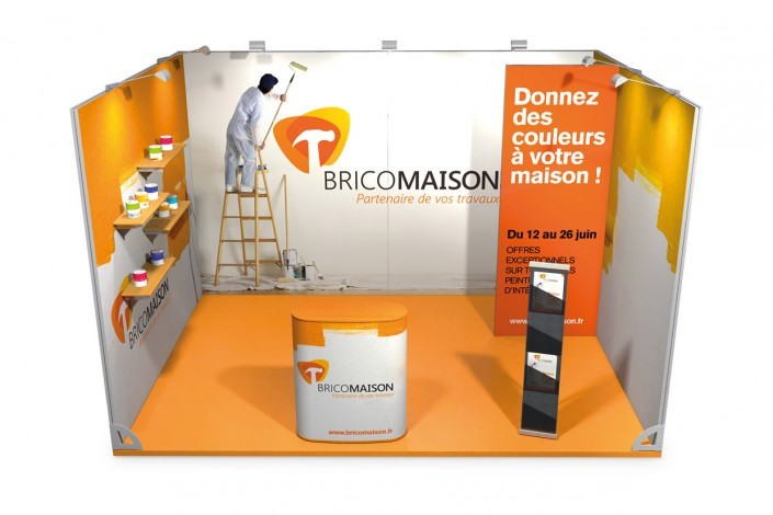 Stand 12m2