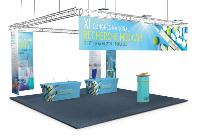 Stand 36m2