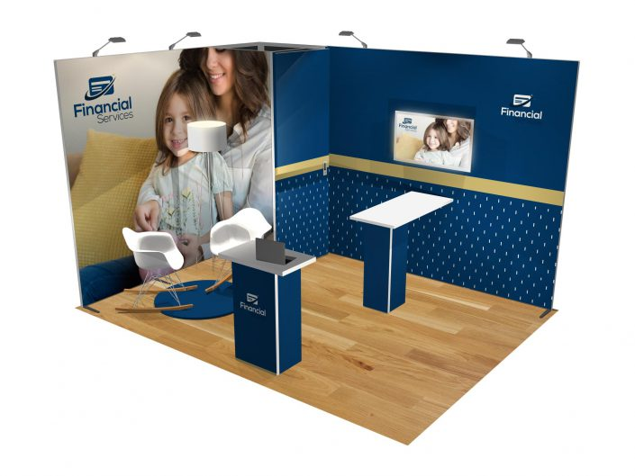 Stand A 12m²