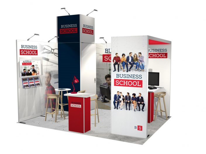 Stand D 12 m²