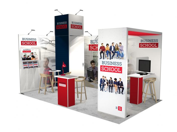 Stand D 15m²